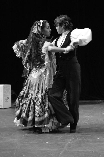 Flamenco Dancers Instructors