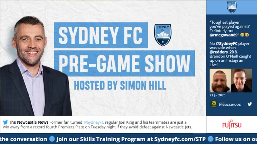 Bee-On Sydney FC Audience Engagement