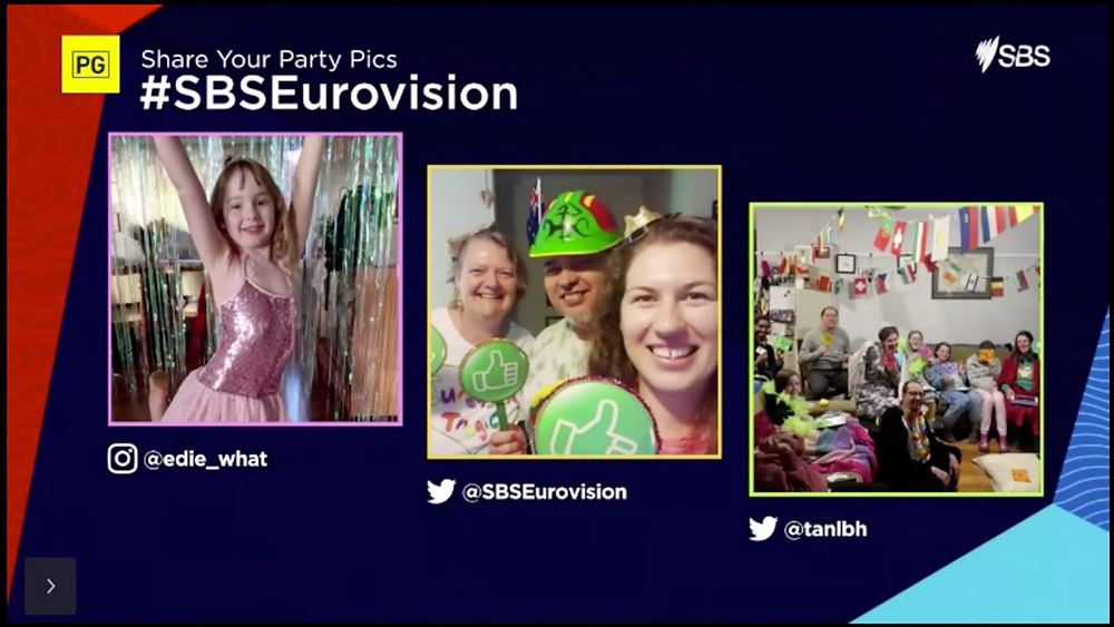 SBS Eurovision #SBSEurovision Bee-On Never.no