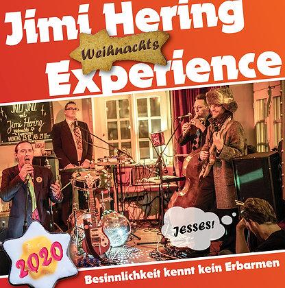 Jimi Hering Weihnachts Experience- Besinnlichkeit kennt kein Erbarmen