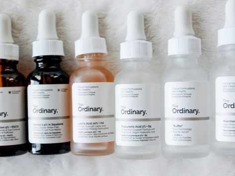 The Ordinary: A Guide to Their BEST Products