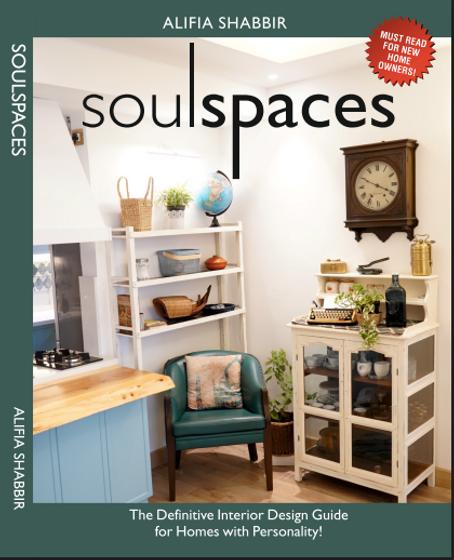 Soul spaces cover