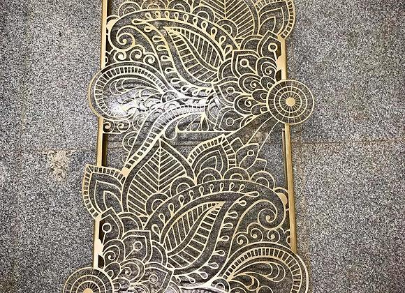 Intricate Jaali