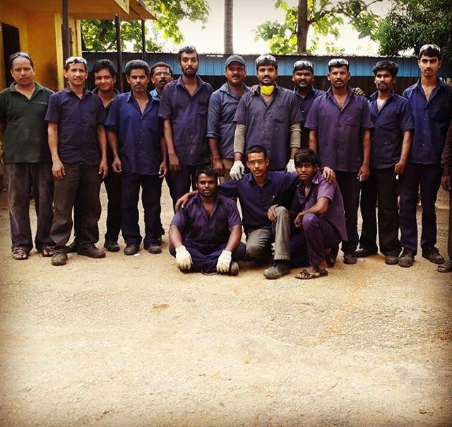 The team!