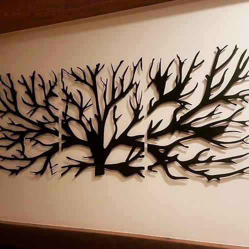 3 Piece Metal tree