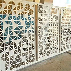 Geometric Screens