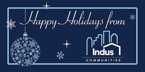 Holidays Indus Communities 2 - Blue