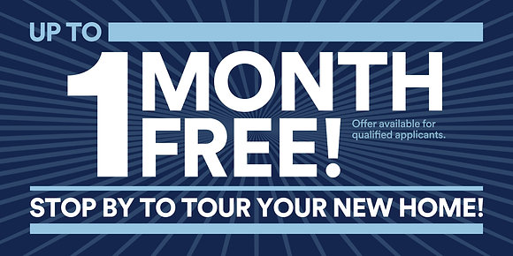 Up to 1 Month Free!