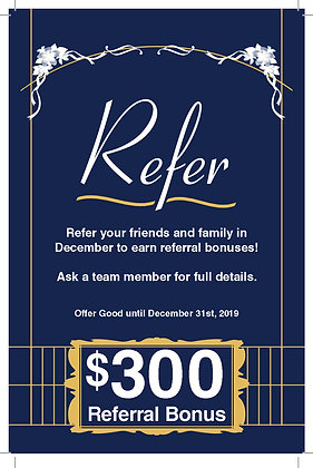 Refer and Earn with Property Name