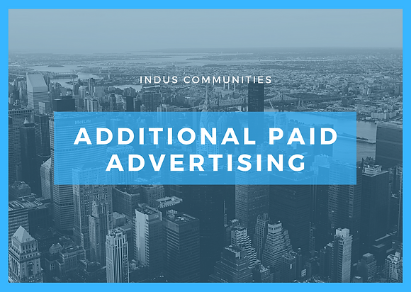Additional Paid Advertising
