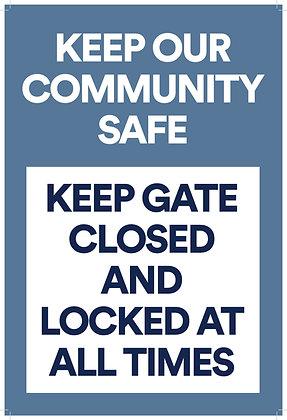 Keep Community Safe