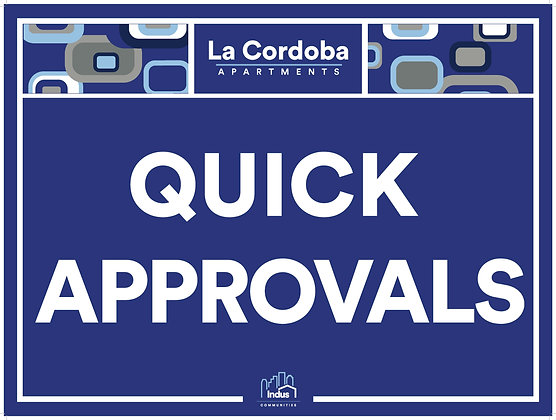 Quick Approvals with Property Name