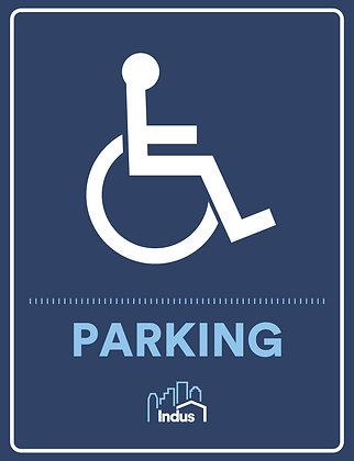 Parking (Handicap)