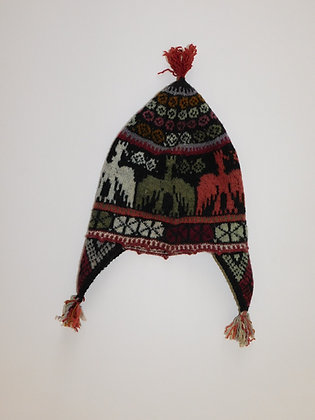 """Chullos"" - Andean Textile Hats &Beanies"