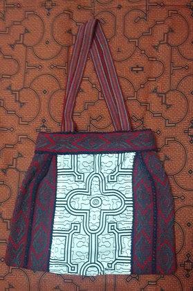 Purse/Hand-Bag - Handmade Andean & Amazonian Bag