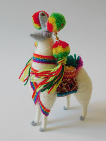 Andean Quechua Alpaca