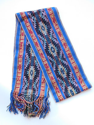 Andean Textiles made by Quechua Natives from Peru - Baby Alpaca