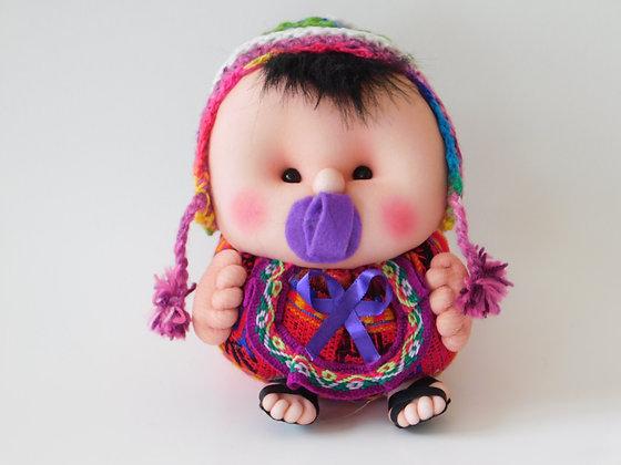Wawa - Andean Quechua Baby Doll