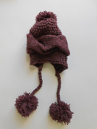 """Chullos"" -  Textile Beanies-Kids/Adults"