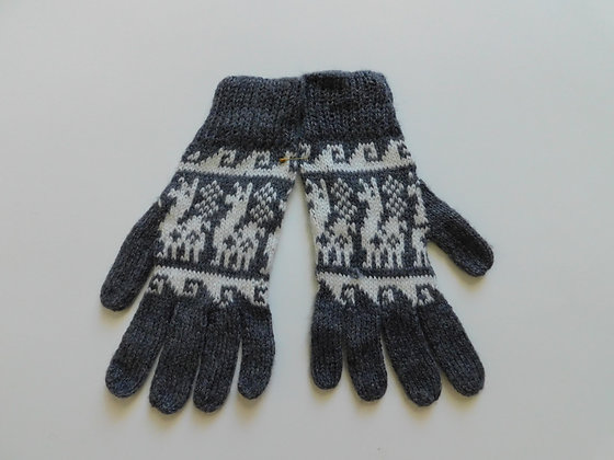 Alpaca Gloves-Adults