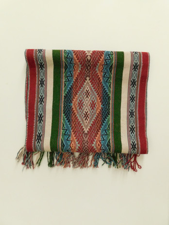 Textile Table Runner/Shawl - Andean Textiles