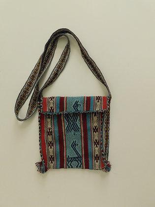 Chuspa - Master Weaver Chuspa w/ pocket
