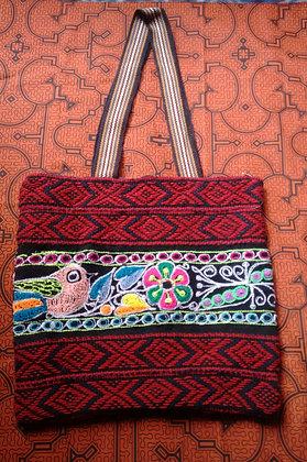 Purse/Hand-Bag - Handmade Andean Bag