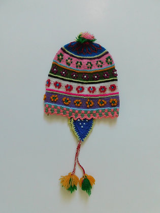 """Chullos"" - Andean Textile Hats & Beanies-Kids"