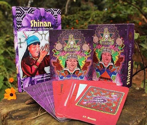 """Shinan"" Shipibo Cosmology Book"