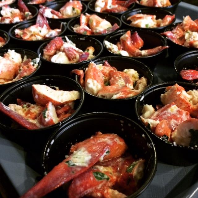 lobstah salad!