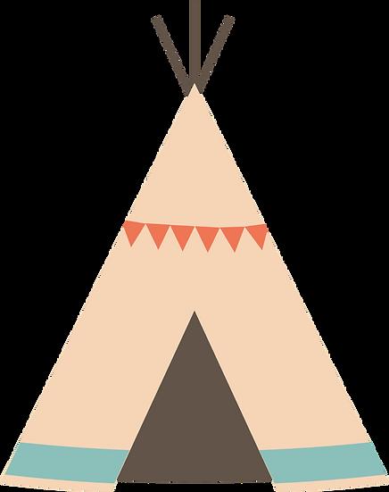 5m Tipi Tent  [Gottwood]