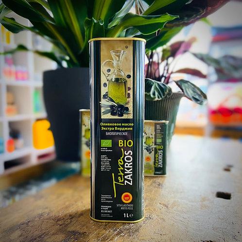 BIO Terra Zakros Olivenöl