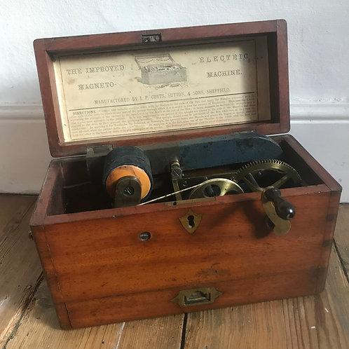 Victorian Electric Magneto Machine
