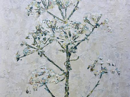 Art Show: Botanical Paintings & Photography by Austin Harragin