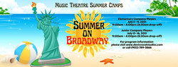 Summer Music Theatre Camps