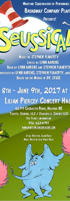 Seussical the Musical June 2017
