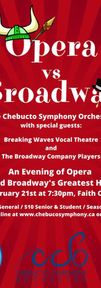 Opera vs Broadway February 2020
