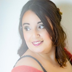 Maquillage et coiffure pour séance photo cocooning
