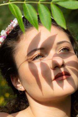 Shooting maquillage naturel