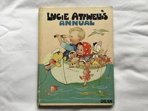 Lucie Attwells Annual 1952