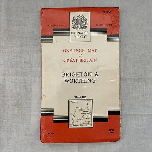 Ordnance Survey - Brighton & Worthing