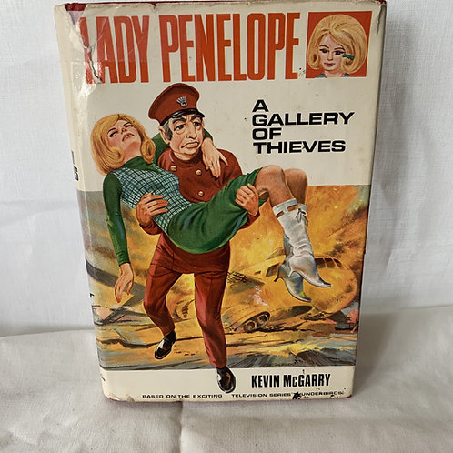 Lady Penelope - A gallery of thieves. - 1966