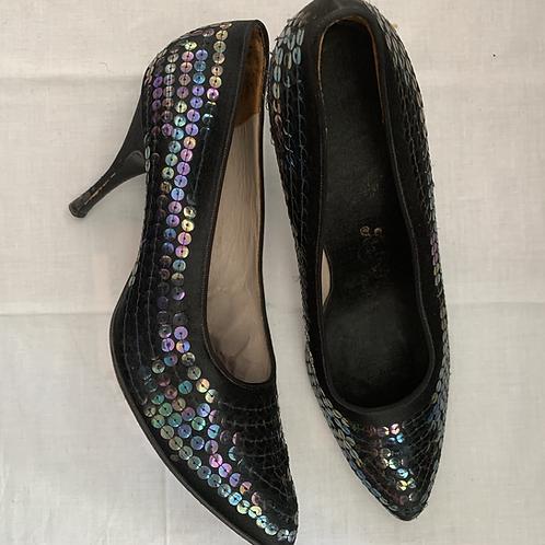 Vintage HARRODS Court Shoes
