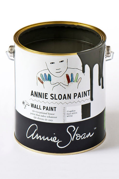 WALL PAINT Graphite 2.5 litres