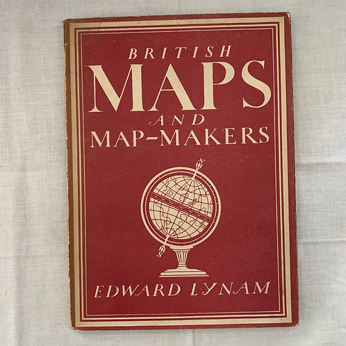 British Maps 1947 3rd Edition