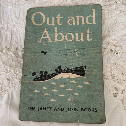 Janet & John BOOK 1 - 1949