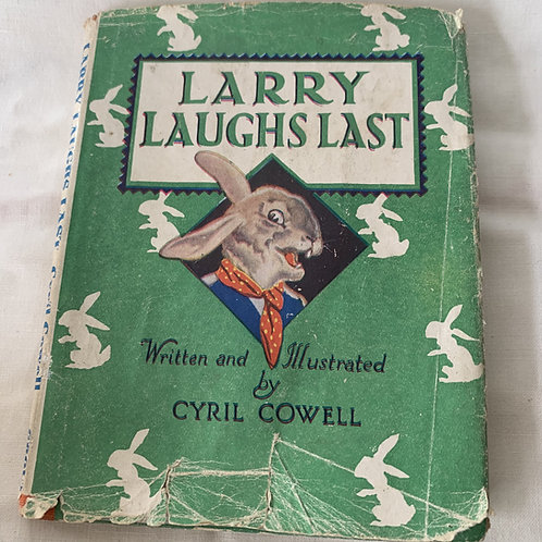 1950s LARRY LAUGHS LAST