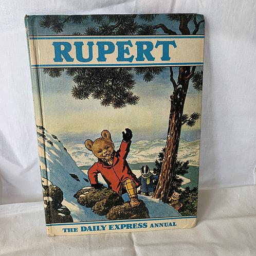 Rupert Christmas Annual 1970