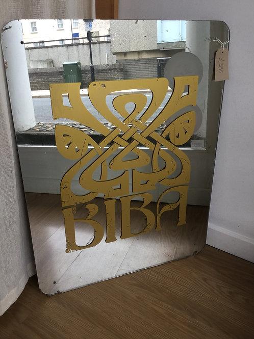 Iconic BIBA Mirror SOLD