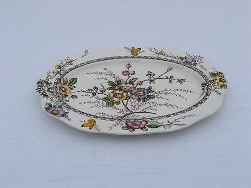 Alfred Meakin Medway Decor Large Serving Platter